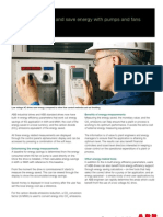 Product Notes - Measure, Monitor and Save Energy With Pumps and Fans Using ABB Drives - Fact File-ProductNotePD22_EnergyEfficiency_param_RevA_EN_lowres