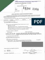 Cohen Document 2