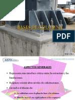 Conexiones - Bases de columnas