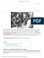 Manifiesto comunista - Resumen corto.pdf