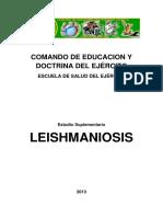 Leishmaniosis cutánea