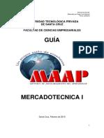 Material Mercadotecnia I Marzo 2010