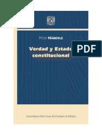 222 - Verdad y Estado Constitucional - Peter Häberle.pdf