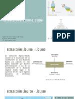 Extracción Líquido-líquido 2019