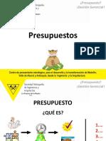 Definición de PRESUPUESTOS DE CONSTRUCCIÓN