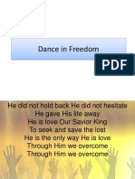 Dance in Freedom.pptx