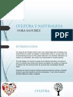 Cultura y Naturaleza