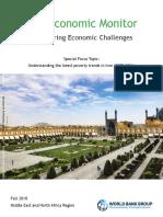 Iran Economic Monitor Weathering Economic Challenges