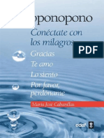Ho'Oponopono - Maria Jose Cabanillas