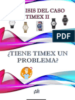 Presentación TIMEX II