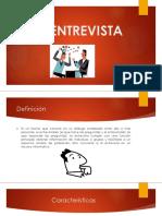 LA ENTREVISTA.pptx