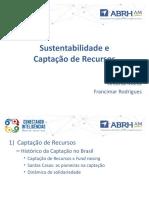 Congresso ABRH-AM - Palestra Sustentabilidade e Captação de Recursos
