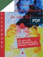 Leseprobe Rahel von Marschall - Lily und das Geheimnis des roten Rubins