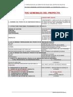 Memoria Descriptiva General p.s.timpia