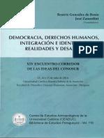 2017 Violencia en El Paraguay Propiedad