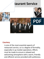 Restaurant Service Basic .pptx