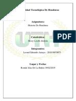 Historia De Honduras - Mayas.docx