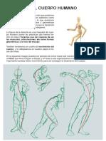 Manual de dibujo. Capítulo3. Dibujar El Cuerpo Humano