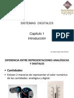 SISTEMAS DIGITALES cap1