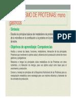Metab Proteinas Poli 2014 II Modo de Compatibilidad