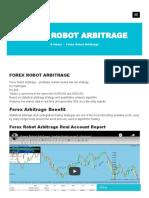 Www Altredo Com Forex Robot Arbitrage