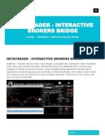 Www-Altredo-com-Interactive Brokers Mt4 Bridge Trade Copier