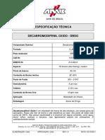 Esp Tec - Decabromodifenil Oxido
