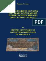 Los manuscritos de Yasna_Avesta.pdf