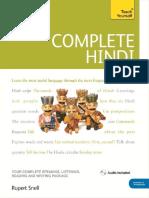 Complete Hindi - Simon Weightman