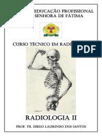 Apostila - Radiologia II - Professor Tr Diego Laurino Dos Santos