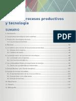 Procesos Productivos y Tecnología