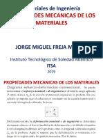 CLASE 7 (COMPORTAMIENTO MECANICO DE LOS MATERIALES)