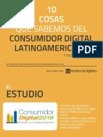 10 cosas que sabemos del consumidor digital latinoamericano