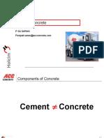 Concrete Basics