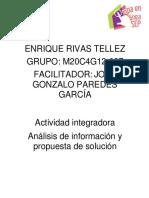 RivasTellez_Enrique_M20S3 Analisis y Propuesta de Solución