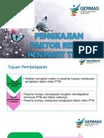 Materi Inti 1 Pengkajian Faktor Risiko PTM