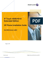 Ip Touch 4008
