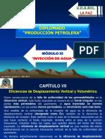 INYECCIÓN DE AGUA EN POZOS..