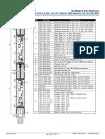 Scalloped Gun System 4.5 12Spf 135°-45° spiral sgs_S45-1201-C