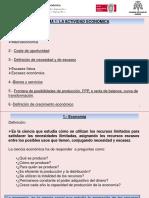 Tema 1 La Actividad Econc3b3mica Teresa Martc3ad1