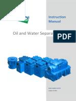 Zeppini Ecoflex Oil and Water Separator Manual