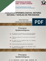 PRINCIPIOS DE LA EPIDEMIOLOGIA PROCESO SALUD ENFERMERDAD
