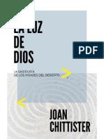 BAJO LA LUZ DE DIOS. LA SABIDURÍA DE LOS MONJES DEL DESIERTO - JOAN CHITTISTER.pdf