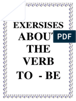 Exersises About the Verb
