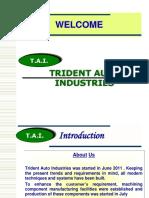 346557000-Trident-Auto-Profile.ppt
