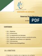 IngSoftCap21 Sis Sociotecnicos