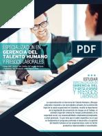ESP Gerencia Del Talento Humano y Riesgos Laborales Web