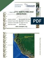 Ecoan_presentacion Proyecto Norte Peruano