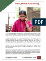 Surrogacy Bazaar, Ethics & Moral Policing (2019) by Sudesh Kumar