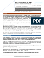 370793_gabarito Justificado - Direito Constitucional